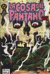 Cover for La Cosa del pantano (Zinco, 1989 series) #2
