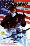 Cover for Blackhawk (Zinco, 1989 series) #1