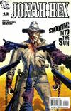 Cover for Jonah Hex (DC, 2006 series) #42