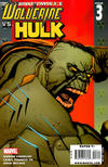 Cover for Ultimate Wolverine vs. Hulk (Marvel, 2006 series) #3