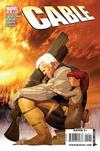 Cover for Cable (Marvel, 2008 series) #12