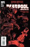 Cover for Deadpool (Marvel, 2008 series) #8