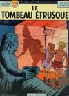 Cover for Alix (Casterman, 1965 series) #8 [1968 1ed]
