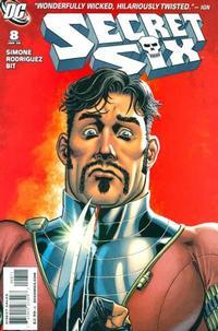 Cover Thumbnail for Secret Six (DC, 2008 series) #8