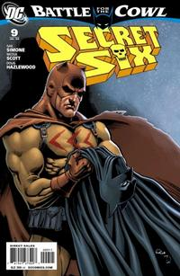 Cover Thumbnail for Secret Six (DC, 2008 series) #9