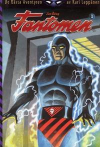 Cover Thumbnail for Fantomen: De bästa äventyren (Egmont, 2004 series) #1 [Tidsam]