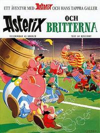 Cover Thumbnail for Asterix (Egmont, 1996 series) #5 - Asterix och britterna