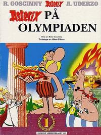 Cover Thumbnail for Asterix (Egmont, 1996 series) #8 - Asterix på olympiaden