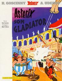Cover Thumbnail for Asterix (Egmont, 1996 series) #11 - Asterix som gladiator