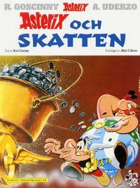 Cover Thumbnail for Asterix (Egmont, 1996 series) #13 - Asterix och skatten