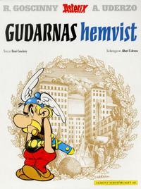 Cover Thumbnail for Asterix (Egmont, 1996 series) #17 - Gudarnas hemvist