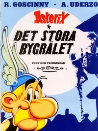 Cover Thumbnail for Asterix (Egmont, 1996 series) #25 - Det stora bygrälet