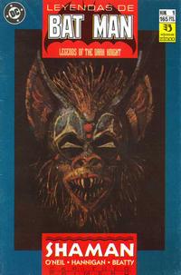 Cover Thumbnail for Batman: Leyendas (Zinco, 1990 series) #1