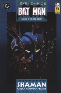 Cover Thumbnail for Batman: Leyendas (Zinco, 1990 series) #2
