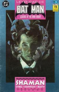 Cover Thumbnail for Batman: Leyendas (Zinco, 1990 series) #3