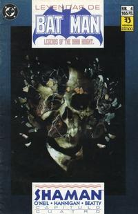 Cover Thumbnail for Batman: Leyendas (Zinco, 1990 series) #4