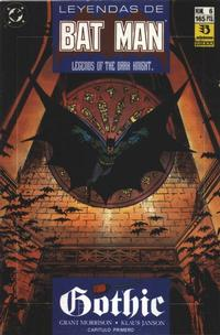 Cover Thumbnail for Batman: Leyendas (Zinco, 1990 series) #6