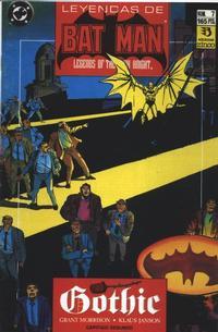 Cover Thumbnail for Batman: Leyendas (Zinco, 1990 series) #7