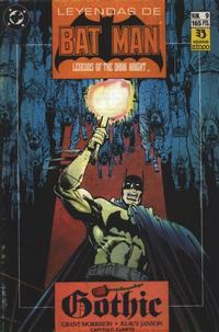Cover Thumbnail for Batman: Leyendas (Zinco, 1990 series) #9