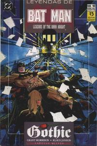 Cover Thumbnail for Batman: Leyendas (Zinco, 1990 series) #10
