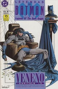 Cover Thumbnail for Batman: Leyendas (Zinco, 1990 series) #18