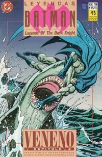 Cover Thumbnail for Batman: Leyendas (Zinco, 1990 series) #19