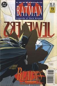 Cover Thumbnail for Batman: Leyendas (Zinco, 1990 series) #32