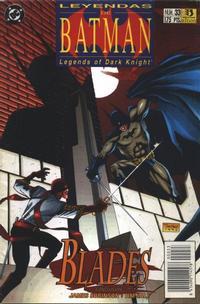 Cover Thumbnail for Batman: Leyendas (Zinco, 1990 series) #33