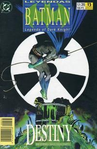 Cover Thumbnail for Batman: Leyendas (Zinco, 1990 series) #36