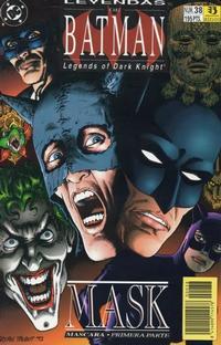 Cover Thumbnail for Batman: Leyendas (Zinco, 1990 series) #38