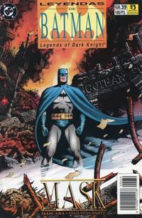 Cover Thumbnail for Batman: Leyendas (Zinco, 1990 series) #39