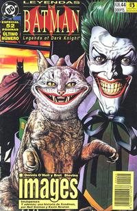 Cover Thumbnail for Batman: Leyendas (Zinco, 1990 series) #44