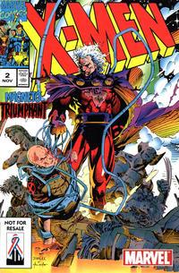 Cover Thumbnail for X-Men No. 2 [Marvel Legends Reprint] (Marvel, 2002 series)