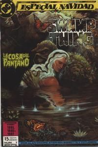 Cover Thumbnail for La Cosa del pantano (Zinco, 1988 series) #1