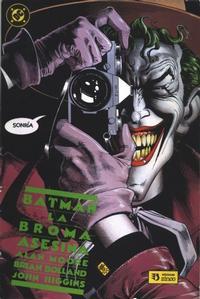 Cover Thumbnail for Batman - La broma asesina (Zinco, 1988 series)