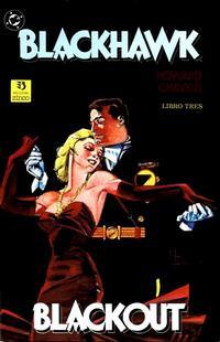 Cover Thumbnail for Blackhawk (Zinco, 1989 series) #3