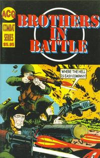 Cover Thumbnail for Brothers in Battle (Avalon Communications, 2001 series) #1