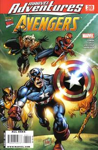 Cover Thumbnail for Marvel Adventures The Avengers (Marvel, 2006 series) #30