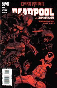Cover Thumbnail for Deadpool (Marvel, 2008 series) #8