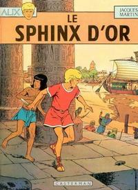 Cover Thumbnail for Alix (Casterman, 1965 series) #2 [1971 1ed]