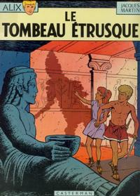 Cover Thumbnail for Alix (Casterman, 1965 series) #8 [1968 1ed]