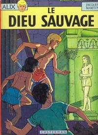 Cover Thumbnail for Alix (Casterman, 1965 series) #9 [1970 1 ed]