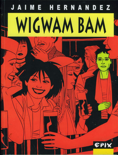 Cover for Wigwam Bam (Epix, 2002 series)