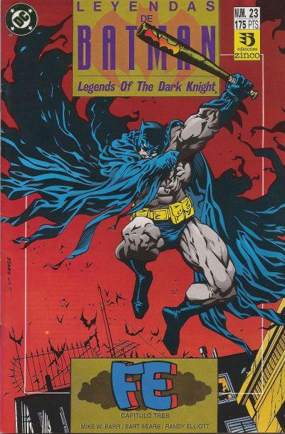 Cover for Batman: Leyendas (Zinco, 1990 series) #23