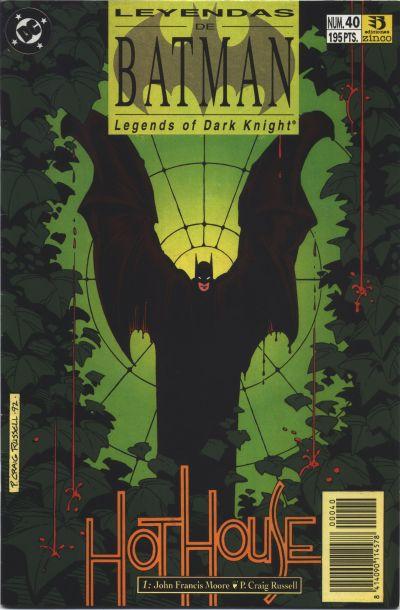 Cover for Batman: Leyendas (Zinco, 1990 series) #40