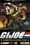 Cover for G.I. Joe: America's Elite (Devil's Due Publishing, 2005 series) #32