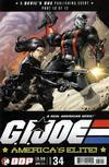 Cover for G.I. Joe: America's Elite (Devil's Due Publishing, 2005 series) #34