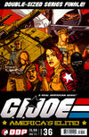 Cover for G.I. Joe: America's Elite (Devil's Due Publishing, 2005 series) #36