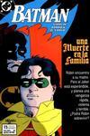 Cover for Batman [Batman Una muerte en la Familia] (Zinco, 1989 series) #2