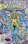 Cover for Las Crónicas de Atlantis (Zinco, 1991 series) #4
